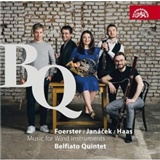 Belfiato Quintet - Hudba pro dechové nástroje