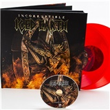 Iced Earth - Incorruptible (Limited Deluxe transparent red +CD Artbook)