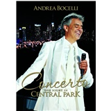 Andrea Bocelli - One Night in Central Park (DVD)