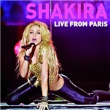 Shakira - Live from Paris (Deluxe CD+DVD)