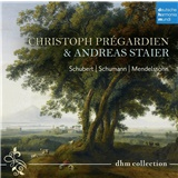 Christoph Prégardien - Christoph Prégardien/Andreas Staier - Dhm-Collection (4CD)