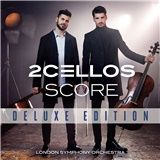 2CELLOS - Score (Deluxe Edition/CD+DVD)