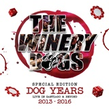 Winery Dogs - Dog years live in Santiago beyond 2013-2016 (Bluray + DVD)