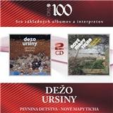 Dežo Ursíny - Pevnina detstva/Nové mapy ticha (2CD)