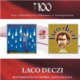 Laco Deczi - Sentimentálna trúbka/Jazz Cellula (2CD)