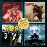 Kabát - Original albums 4CD vol. 2