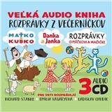 Rozprávky - Rozprávky z večerníčkov 3CD BOX