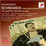 Lucia Popp - Schwanda der Dudelsackpfeifer (2CD)