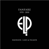 Emerson Lake & Palmer - Fanfare 1970-1997 (Deluxe Box Set - 22CD)