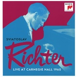 Sviatoslav Richter - Sviatoslav Richter Live at Carnegie Hall  (13CD)