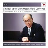 Rudolf Serkin - Rudolf Serkin Plays Mozart Piano Concertos (6CD)
