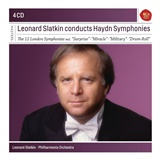 Leonard Slatkin - Leonard Slatkin Conducts Haydn Symphonies (4CD)