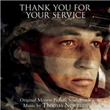OST - Thank You for Your Service (Original Motion Picture soundtrack)