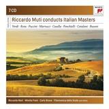Riccardo Muti - Riccardo Muti Conducts Italian Masters (7CD)