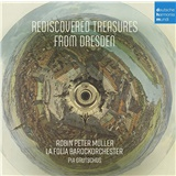 La Folia Barockorchester - Rediscovered Treasures from Dresden