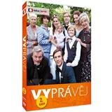 VAR - Vyprávěj 2. řada (reedice 4x DVD)