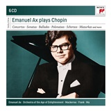 Emanuel Ax - Emanuel Ax Plays Chopin (6CD)