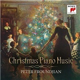 Peter Froundjian - Christmas Piano Music