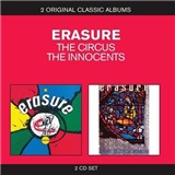 Erasure - The Circus/The Innocents (2 CD)