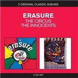 Erasure - The Circus/The Innocents (2 CD)