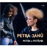 Petra Janů - Petra & Petřina (4CD)
