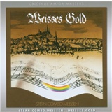 Stern Combo Meissen - Weisses Gold