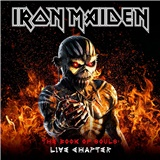 Iron Maiden - The Book of Souls:Live Chapter (Deluxe  2CD Edition)