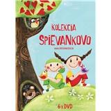 Podhradská & Čanaky - Box / Kolekcia Spievankovo (6 DVD)