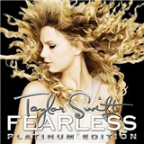 Taylor Swift - Fearless Platinum Edition (Vinyl)