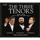 José Carreras, Luciano Pavarotti, Plácido Domingo - The Three Tenors Collection