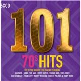 VAR - 101 70s Hits (5CD)
