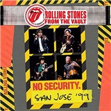 The Rolling Stones - From The Vault: No Security-San Jose 1999 (CD+DVD)