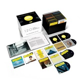 VAR, Karajan, Netrebko, Mutter, Beethowen, Mozart, Wagner - Klasika - DG 120 – The Anniversary Edition(122CD)