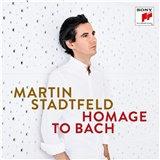 Martin Stadtfeld, Johann Sebastian Bach - Homage to Bach