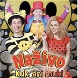 Smejko a Tanculienka - Naživo / Kuk, ani muk! (DVD)