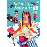 Baby Band - Pripraviť sa, pozor, štart! (DVD)
