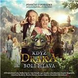 Original motion picture soundtrack - Když draka bolí hlava (Karel Gott, Michal David, Vašo Patejdl, Igor Timko, Libor Bouček, Kamila Magá