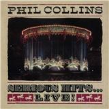 Phil Collins - Serious Hits…Live! (Vinyl)