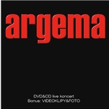 Argema - Live (CD+DVD)