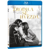 Film - Zrodila se hvězda (Bluray)