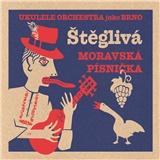 Ukulele orchestra jako Brno - Štěglivá Moravská písnička