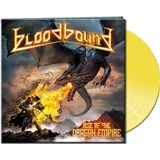 Bloodbound - Rise of the Dragon Empire - yellow (Vinyl)