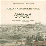 Moyzesovo kvarteto - J.N.Hummel / Sláčikové kvartetá Op. 30