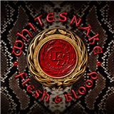 Whitesnake - Flesh & Blood - Super Luxury Boxset (CD+DVD+2LP+poster)