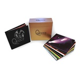 Queen - Complete Studio Album Coloured Box (18x Vinyl)