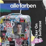 Alle Farben - Sticker on My Suitcase (Vinyl)