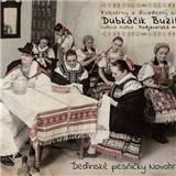Folklórny a divadelný súbor Dubkáčik Buzitka - ĽH Podjavorská muzika – Ďeďinské pesňičky Novohradu