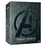 VAR - Avengers kolekcia 1.-4. (Bluray)