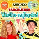 Smejko a Tanculienka - Všetko najlepšie! (DVD)