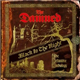 The Damned - Black Is the Night: the Definitive Anthology (4x Vinyl)